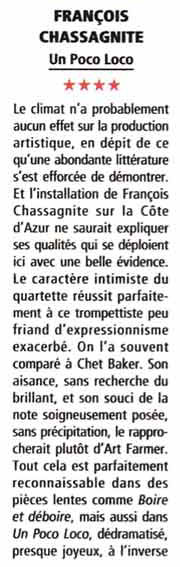article JAZZMAN juin 2001