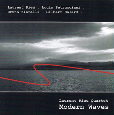 Laurent RIEU Quartet-Modern Waves