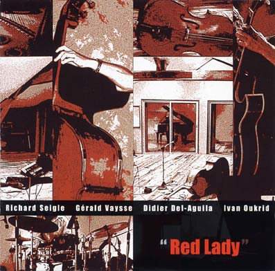 Richard SEIGLE Quartet - Red Lady