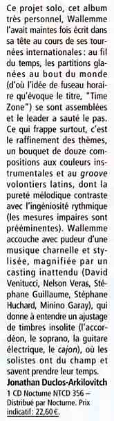 Article Jazzman 10-2004