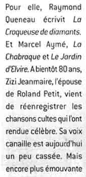 Article L'EXPRESS 02 octobre 2003